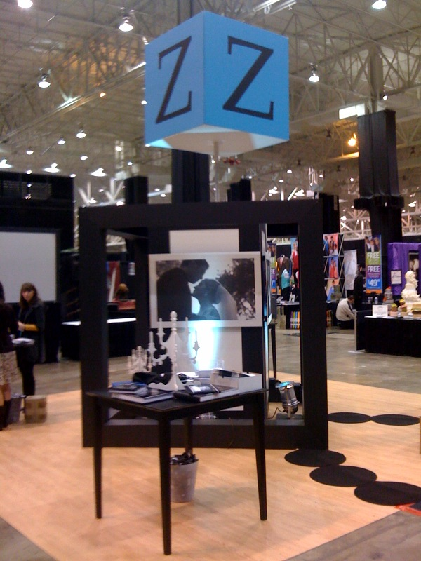 Z MEDIA Blog: Best Booth Design Award